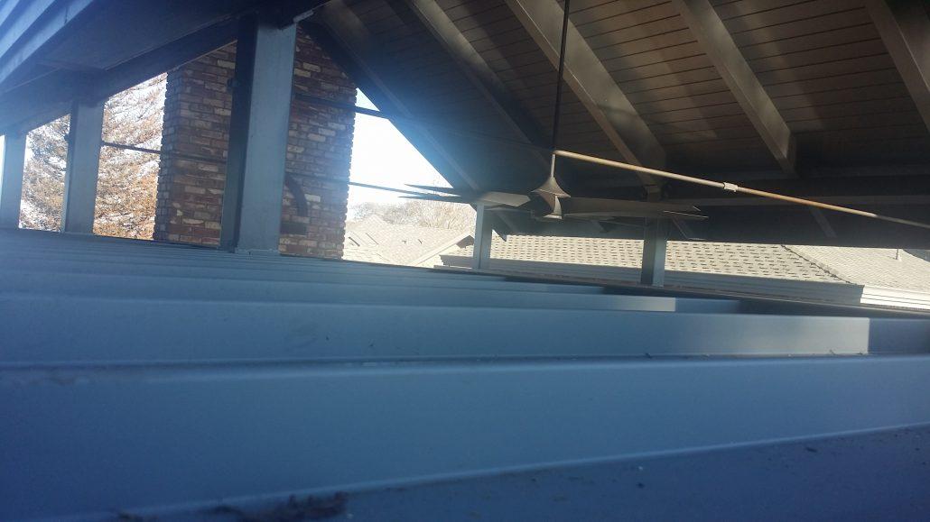 Metal Sales Vertical Seam 4 Martin Moran Roofing